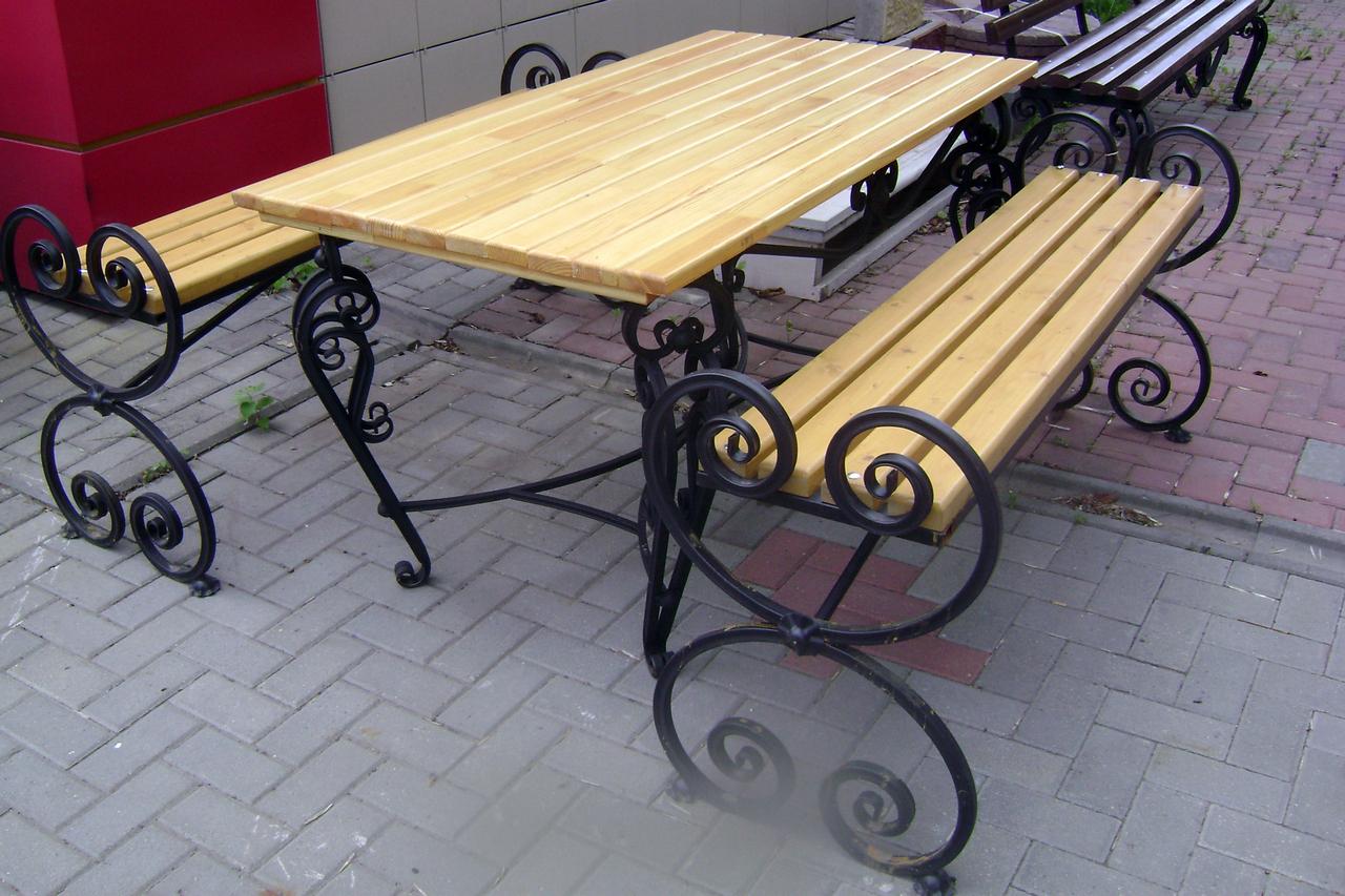 уличная мебель фото своими руками